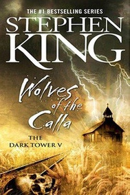 Livro Wolves Of The Calla (the Dark Tower V)