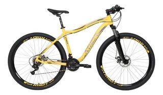 Bicicleta Mtb Athor Aro 29 Orion Shimano Tz 21v Freio Disco