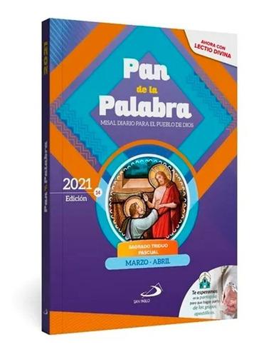 Pan De La Palabra Marzo - Abril 2021