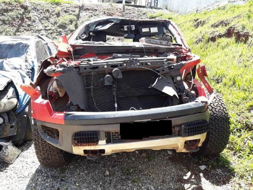 Ford F-150 Svt Raptor  2010 - Sucata Para Venda De Peças