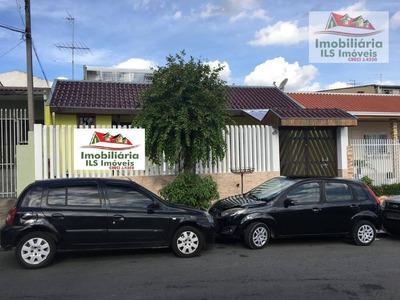 Casa Com 3 Dormitórios À Venda, 150 M² Por R$ 330.000 - Alto Boqueirão - Curitiba/pr - Ca0274