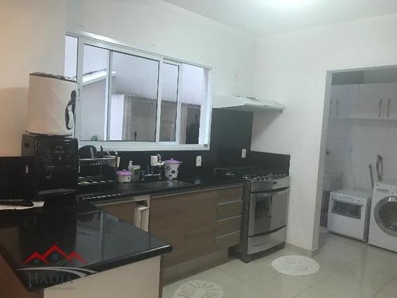 Ótima Casa Triplex A Venda No Condomínio Fechado Reservatto Em Jundiaí Sp. - Ca00081 - 4502242