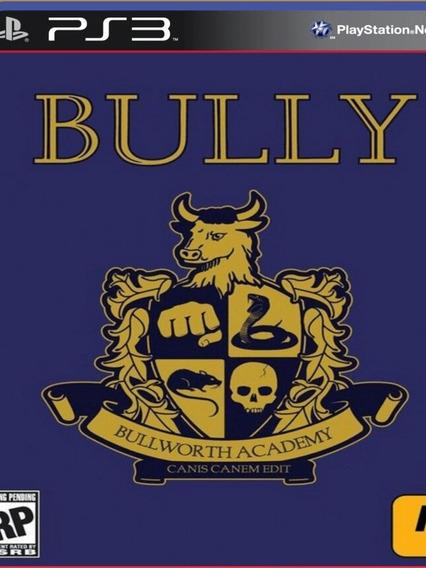 Ps3 Bully Psn Jogo Buy Comprar