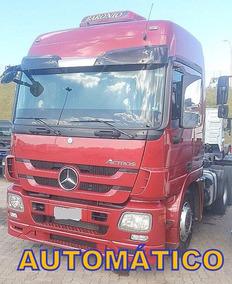 Mb Actros 2646 - 6x4 - Bug Pesado - Automático - 2011