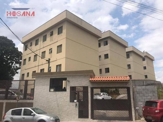 Apartamento Com 2 Dormitórios À Venda, 45 M² Por R$ 180.000 - Belém Estação - Francisco Morato/sp - Ap0151