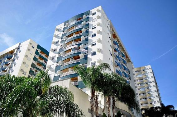 Apartamento De 2 Quartos No Itacorubi - 31053