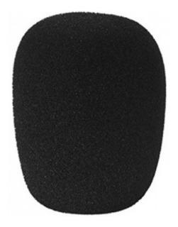 Esponja Anti Pop Para Microfono De Grabacion Skp Wm-2