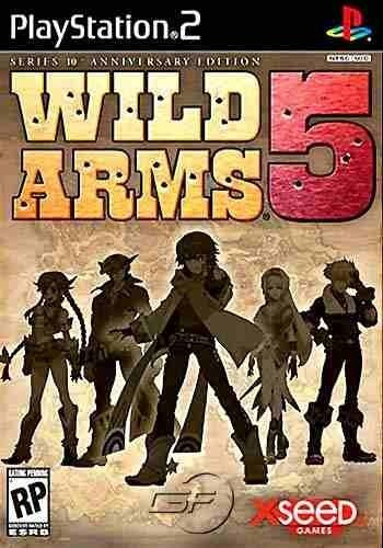Wild Arms 5 - Ps2 Patch +2 Brind