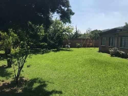 Casa Campo,terreno Campestre, Santiago Tepatlaxco, Naucalpan