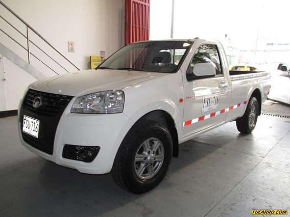 Great Wall Wingle Platon Largo 2600kms