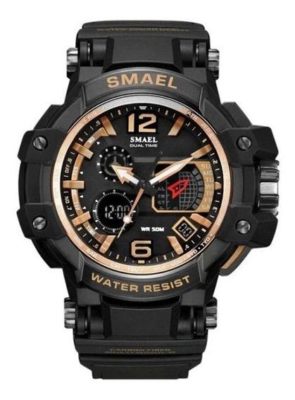 Relógio Smael Militar Modelo 1509 Sport