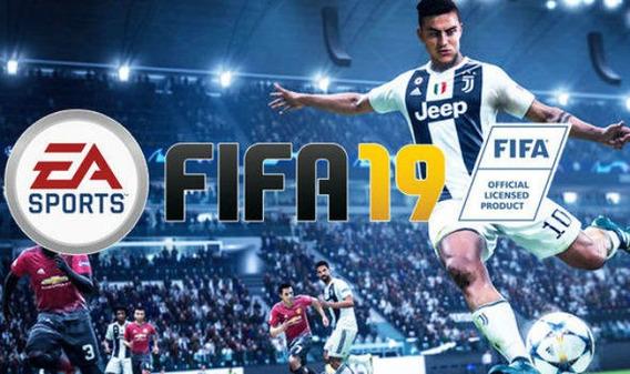 Fifa 19 Para Ps4 Digital
