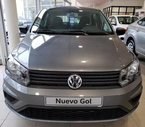 Volkswagen Gol Trend 1.6 Trendline 101cv 2020 Alra Vw 0km 01