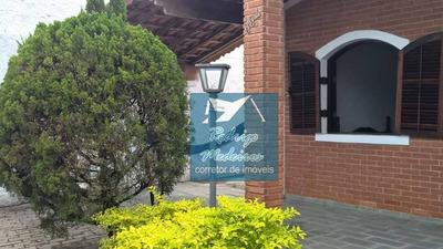 Casa Residencial Para Locação, Vila Guilhermina, Praia Grande. - Ca0012