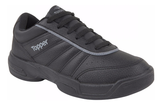 Zapatillas Topper Tie Break Iii Tennis Adulto 35 Al 45