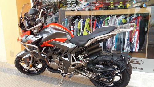 Beta Zontes T310 0km - El Flaco Motos