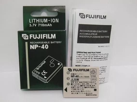 Bateria Np-40 P/ Fuji Film Finepix F402 F403 F420 F455 F460