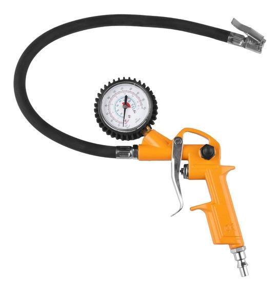 Calibrador E Medidor De Pressão De Pneus - Chiaperini Ca220