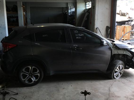 Honda Hr-v Sucata Retirada De Peças Import Multipeças