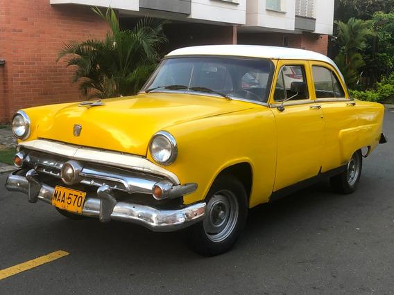 Ford Automovil Custom 1954