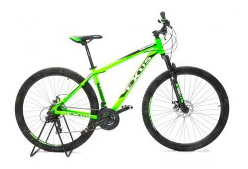 Imagen 1 de 4 de Bicicleta Mtb Exus R29 - 21 Velocidades - Freno A Disco