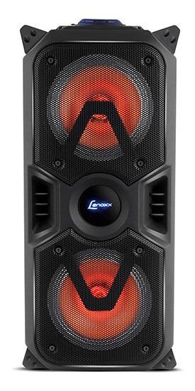 Caixa De Som Amplificada 200w Bluetooth Portátil Usb Ca-400