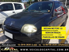 Renault Clio Sedan Rn 1.0 16v, 2614