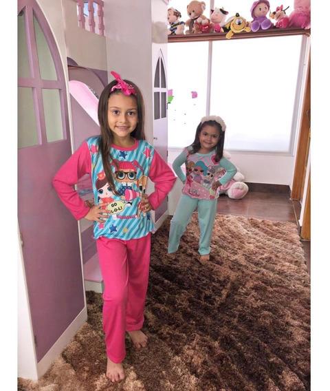 Hermosas Pijamas L.o.l Surprise Que Te Encantaran!!