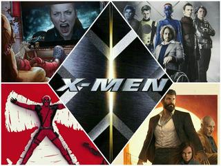 Pack Saga X-men | Marvel Películas