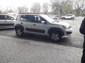 Fiat Plan Nacional Uno Wey 1.3 Cuotas Fijas Entrega Inmediat