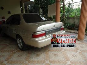En Santiago Vendo Toyota Corolla Del 95. Rd$225,000.00