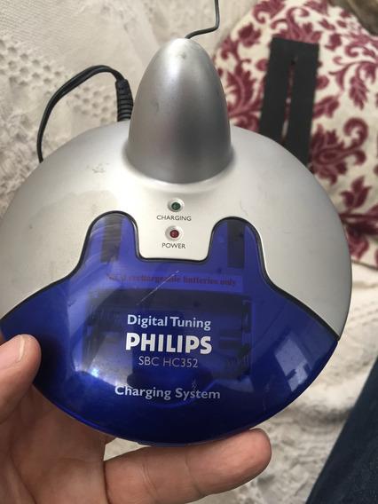 Receptor Philips Digital Tuning Charging System Sbc Hc352