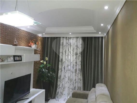 Apartamento Reformado - 2 Dorms - Prox Ao Shop Santana Parque - 50m² - 267-im329719