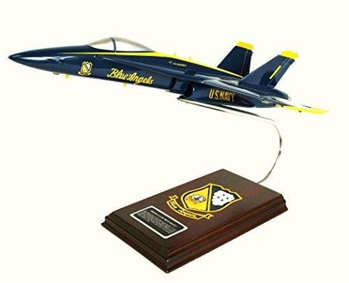 Colección Mastercraft Boeing F / A-18a Hornet Blue Angels Mo