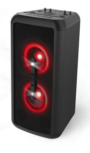 Parlante Torre Portatil Party Speaker + Bluetooth Tanx200/77