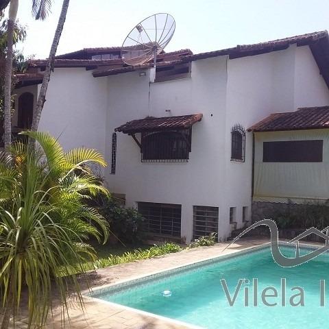 Casa Para Venda, 3 Dormitórios, Village São Roque - Miguel Pereira - 1016