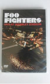 Dvd Foo Fighters Live At Wembley Stadium Sony Music Novo