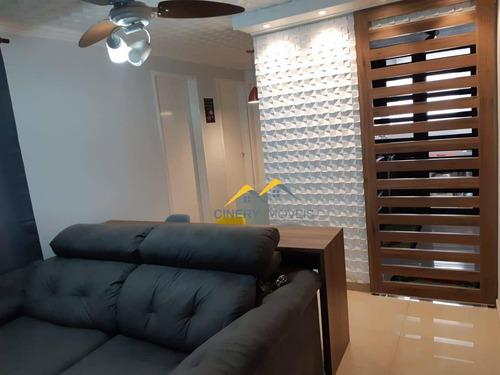 Studio Com 2 Dormitórios, 47 M² - Venda Por R$ 169.000,00 Ou Aluguel Por R$ 1.100,00/mês - Guaianases - São Paulo/sp - St0001