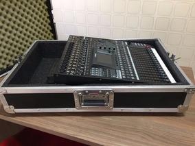 Road Case Para Yamaha 01v96 E 01v96i Super Reforçado