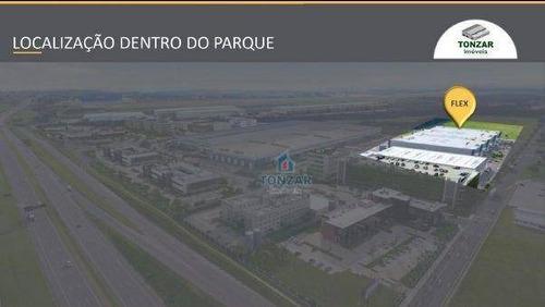 Imagem 1 de 22 de Galpão Industrial Para Locação, Condomínio Fechado, Distrito Industrial, Campinas. - Ga0744