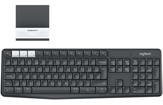 Teclado Para Mac Logitech K375s Bluetooth Multidevice Unify