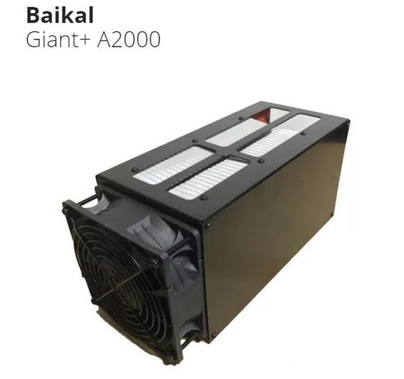 Baikal Giant +2000 - 6 Algo X11 X13 X14 X15 Quark Qubit