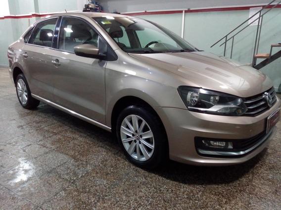 Volkswagen Polo 1.6 Msi Comfortline At 2017 Anti Y 36 Cuotas