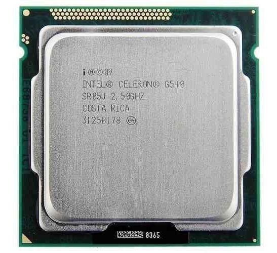 Processador Intel Celeron Lga 1155 G540 2.50 Ghz --oem
