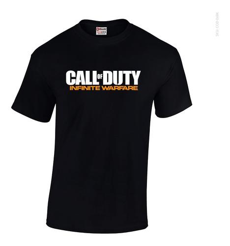Camisetas De Call Of Duty Infinite Warfare - De Unbranded
