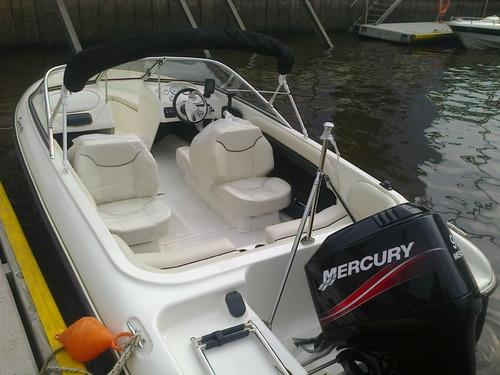 Bermuda 180 Con Mercury 90 Hp 2 Tiempos Arranque Y Power