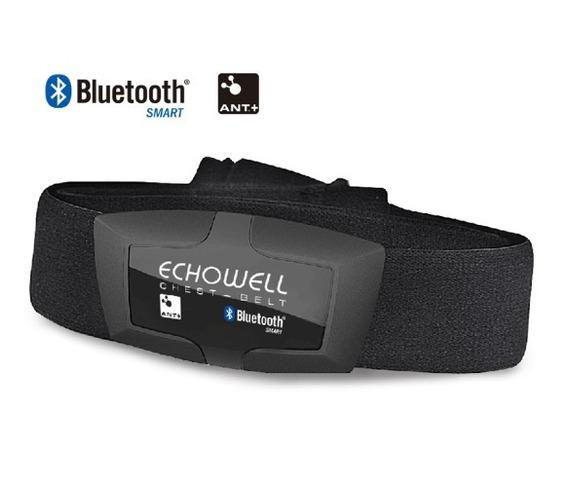 Sensor Cinta Monitor Cardiaco Echowell Dmh30 Bluetooth Ant+