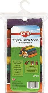 Super Pet Sp60424 Wood Small Animal Tropical Fiddle Sticks F
