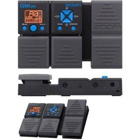 Pedaleira Zoom G1xon C/fonte Bi-volt