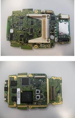 Placa Principal Main Board Datalogic Skorpio 890001573